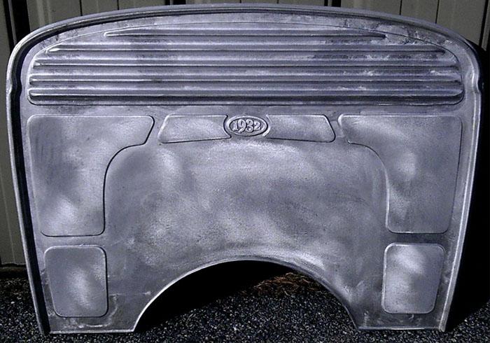 O Brien Truckers Cast Aluminum 1932 Ford Firewall Hotrod