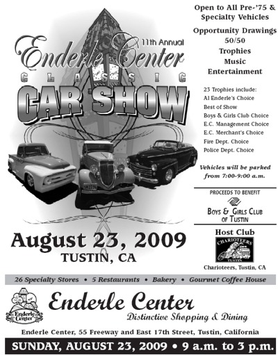 Enderle Center Car Show Aug Hotrod Hotline - Enderle center car show