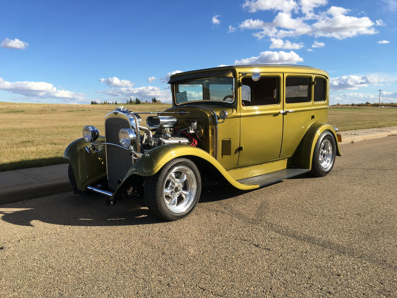Todd Foster\'s 1929 Dodge Brothers DA Sedan | Hotrod Hotline