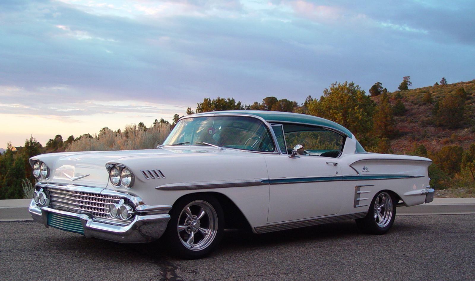 Don Jones 1958 Impala Hotrod Hotline