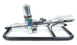 Unisteer Improved Electric Steering Built Into An Ididit Column Hotrod Hotline