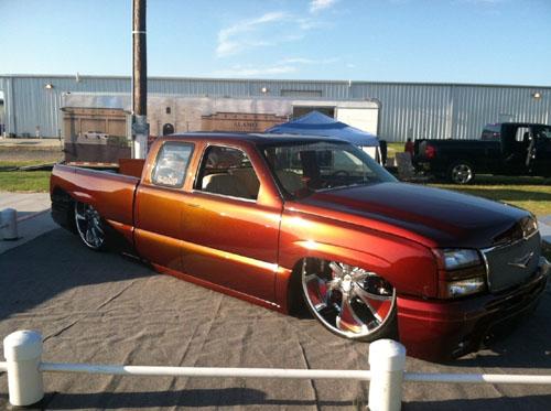Basf Custom Candy Truck Paint Hotrod Hotline