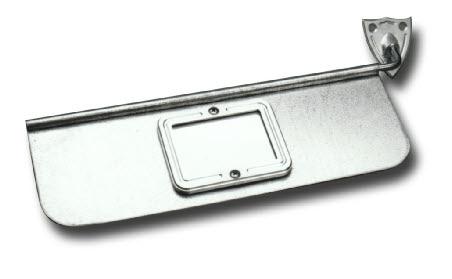 Big Al s Carponents Machined billet Aluminum Sun Visors  8817ea367c3
