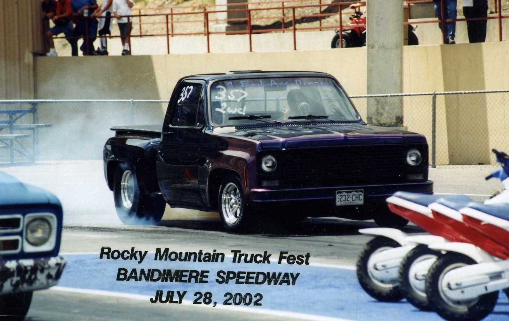 1980 Chevy Pickup 1 2 Ton Step Side Hotrod Hotline Truck Thumbimage
