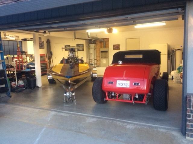 Doug Truesdell S Garage Of Toys Hotrod Hotline
