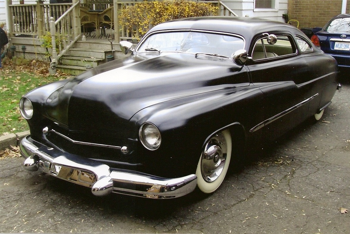 Mercury Car Shows