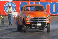 21st Annual NHRA California Hot Rod Reunion Oct. 19-21, 201230