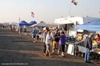 21st Annual NHRA California Hot Rod Reunion Oct. 19-21, 201259