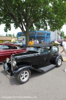 40th Anniversary of Back to the 50's Car Show-June 21-232