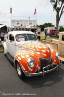40th Anniversary of Back to the 50's Car Show-June 21-2326