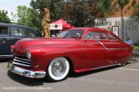 40th Anniversary of Back to the 50's Car Show-June 21-2356