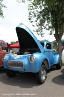 40th Anniversary of Back to the 50's Car Show-June 21-236