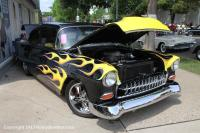 40th Anniversary of Back to the 50's Car Show-June 21-2361