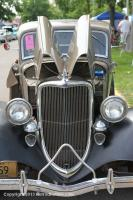 40th Anniversary of Back to the 50's Car Show-June 21-2364