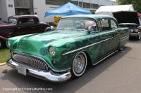 40th Anniversary of Back to the 50's Car Show-June 21-2365