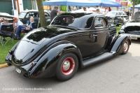 40th Anniversary of Back to the 50's Car Show-June 21-2372
