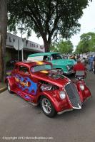 40th Anniversary of Back to the 50's Car Show-June 21-2376