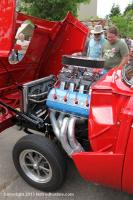 40th Anniversary of Back to the 50's Car Show-June 21-2380