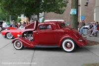 40th Anniversary of Back to the 50's Car Show-June 21-2381