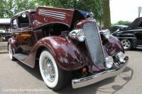 40th Anniversary of Back to the 50's Car Show-June 21-239