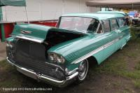 40th Anniversary of Back to the 50's Car Show-June 21-2394