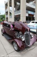 40th Anniversary of Back to the 50's Car Show-June 21-2398