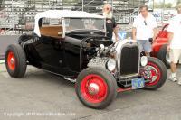 43rd Antique Nationals Drag Race & Car Show10