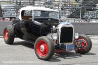 43rd Antique Nationals Drag Race & Car Show13