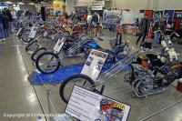 America's Most Beautiful Motorcycle at the 2013 Grand National Roadster Show1