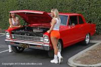Anaheim Hooters Car and Bike Show16