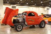 Hot Rod Homecoming Hot Rod's 65th Anniversary Show March 23-24, 201358
