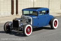 Memorial Car Show for Bill Papke Feb. 9, 20135
