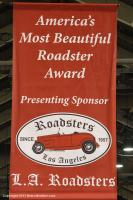 The 2013 America's Most Beautiful Roadster (AMBR) Award 1