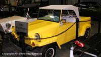 The Tammy Allen's classic automobile collection at Allen Unique Autos28