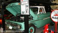 The Tammy Allen's classic automobile collection at Allen Unique Autos39