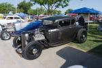 36th Annual NSRA Western Street Rod Nationals Plus70