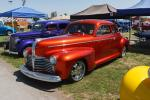 36th Annual NSRA Western Street Rod Nationals Plus85