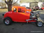 Dead Mans Curve & Radir Wheels Show79