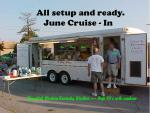 Pennyrile Classics Car Club's June Cruise-in  1