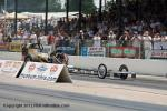 10th Annual Holley NHRA National Hot Rod Reunion 8