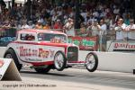 10th Annual Holley NHRA National Hot Rod Reunion 10