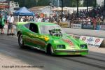 10th Annual Holley NHRA National Hot Rod Reunion 83