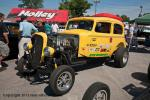 10th Annual Holley NHRA National Hot Rod Reunion 5