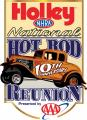 10th Holley NHRA National Hot Rod Reunion 0