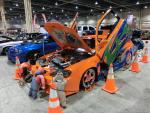 10th Motorama's Rod, Custom, Bike and Tuner Show116