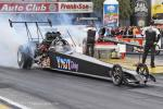 Top Alcohol Dragster.