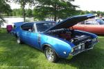 12th annual Father's Day Car Show at Rolling Hills Zoo in Salina, Kansas12