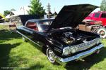 12th annual Father's Day Car Show at Rolling Hills Zoo in Salina, Kansas44