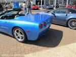 12th Annual Vettes on the Plaza85