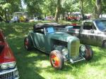 14th Annual Randolph Car Show June 29, 20136